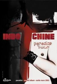 Cover Indochine - Paradize Show [DVD]